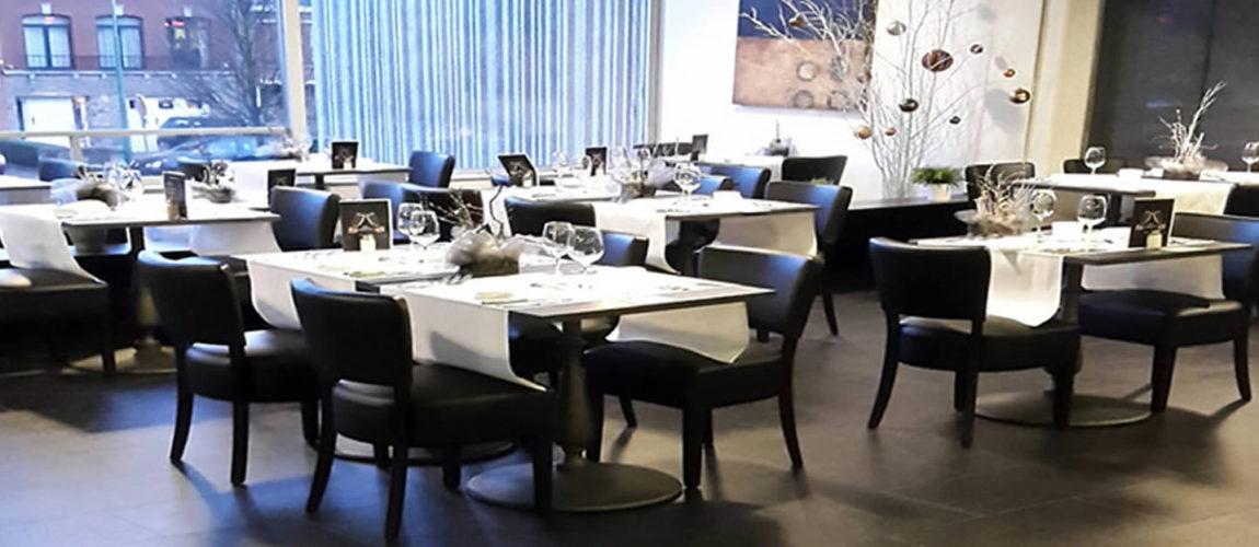 restaurant la piscine Eat enjoy Molenbeek