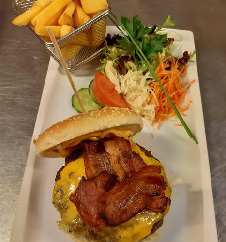 hamburger eat enjoy resto Molenbeek Bruxelles